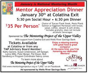 Mentor Appreciation Dinner